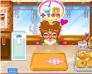 Busy bakery j�t�k