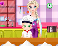 Elsa and Rosy pancakes j�t�k