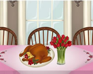 Thanksgiving dinner with Justin and Selena s�t�s j�t�kok